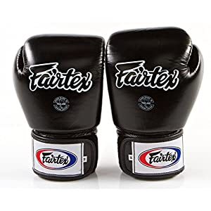 Fairtex Muay Thai Style Training Sparring Gloves 4