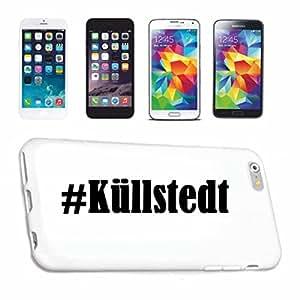 cubierta del teléfono inteligente iPhone 5C Hashtag ... #Küllstedt ... en Red Social Diseño caso duro de la cubierta protectora del teléfono Cubre Smart Cover para Apple iPhone … en blanco ... delgado y hermoso, ese es nuestro hardcase. El caso se fija con un clic en su teléfono inteligente