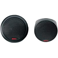 BOSS AUDIO TW25  250-watt 1 Soft Dome Tweeters