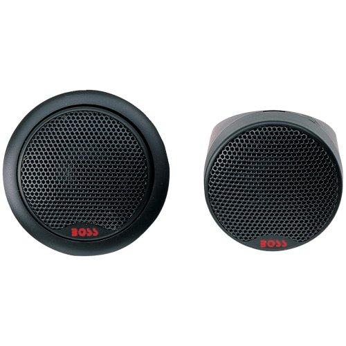 "BOSS AUDIO TW25  250-watt 1"" Soft Dome Tweeters"