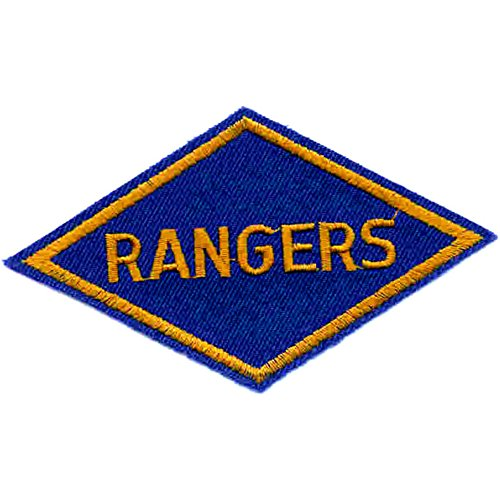 WWII Rangers Patch - Patches Wwii Army