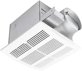 Ultra Quiet Ventilation Fan Bathroom Exhaust Fan (110CFM/0 ...