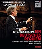 Brahms: A German Requiem [Blu-ray]