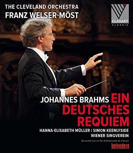 Brahms: A German Requiem [Blu-ray]