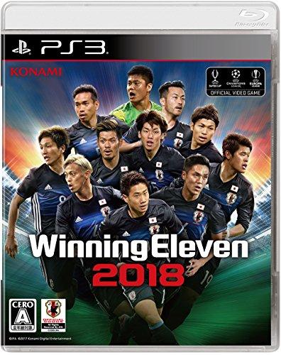 위닝 일레븐2018 - PS3