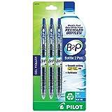 Pilot B2P - Bottle to Pen - Retractable Gel Roller Pens Made from