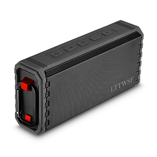 Bluetooth Speaker,LTTWSF IPX7 Waterproof Outdoor Speaker Portable Wireless...