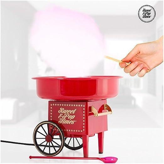 Máquina Algodón Azúcar Sweet & Pop: Amazon.es: Hogar
