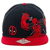 Marvel Comics Deadpool Katana Pose Embroidered Snapback