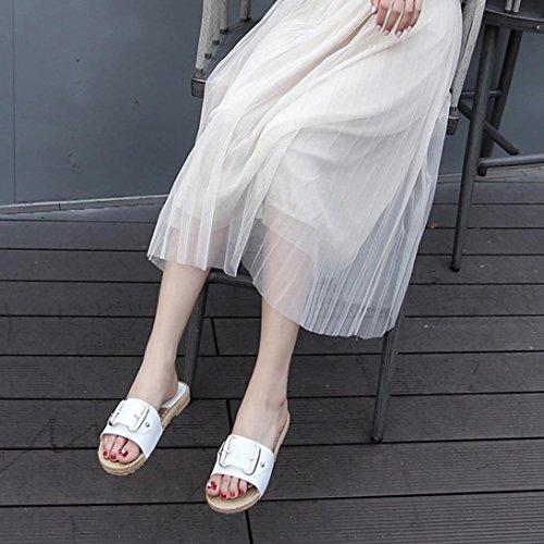 Wedge Gladiator Peep Fit Slipper Sparkly Flat Lolittas White Glitter Wide Smart Sandals 2 Summer Sequin 6 Beach Platform Toe Personalised Women Size Eq0TTxSnw6