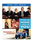 This is Where I Leave You (Blu-ray+DVD)