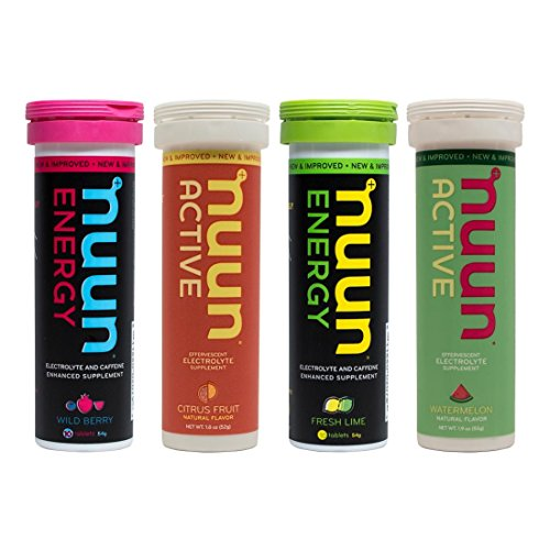 Nuun People For Bikes - 4-Pack Mixed Flavors, 4-Pack