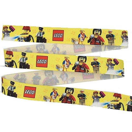 2 m x 22 mm LEGO tarjetas de cumpleaños de groguén cinta ...