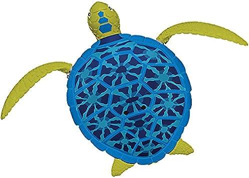 Wasser-Schildkr/öte Goliath 32841 Robo-Turtle blau lebensechte Bewegungen auf dem Land und im Wasser Gigantischer Wasser-Spa/ß auch in der Badewanne