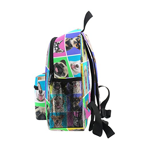 Backpack Pre Dot Boy ZZKKO School Kids Toddler Funny for Bag Girls Animal Kindergarten FwfIXq