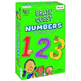 Brain Quest Play'n Learn Numbers Card Game