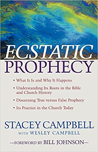 Amazon com: Ecstatic Prophecy (9780800794491): Stacey