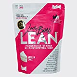 Premium Protein Powder & Meal Replacement Shakes for Women – LadyBoss Lean – Best Tasting Nutritional Drink – Whey – Creamy Vanilla Cake – Fights Cravings & Helps Keep You Full Review