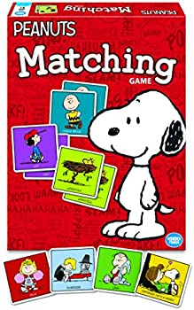 Peanuts Matching Game