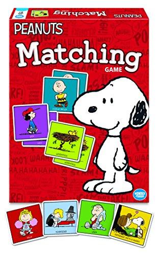 peanuts-matching-game