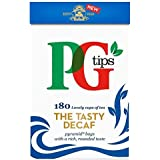 PG Tips Pyramid Decaf 180 Tea Bags