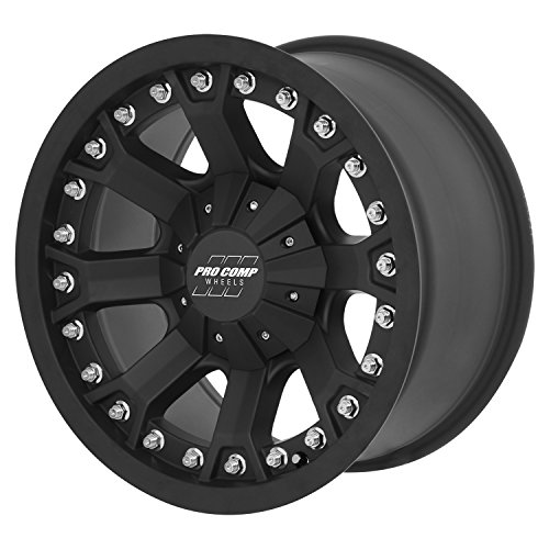 "Pro Comp Alloys Series 33 Wheel with Flat Black Finish (18x9""/5x127mm)"