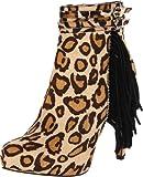 Sam Edelman Women's Keegan, Leopard/Black, 7.5 M US