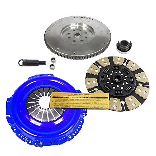 STAGE 3 CLUTCH KIT+FLYWHEEL for 94-97 DODGE RAM 2500 3500 5.9L CUMMINS DIESEL