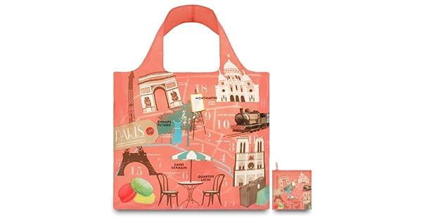 Amazon.com: Loqi Urban Bolsa de la compra reutilizable de ...