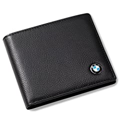 BMW Leather Wallet  The daily companion: BMW Wallets offer a variety of functions to carry everything you need for your daily transaction.  The Multiple Wallet, now crafted in genuine leather with craftsmanship, done with a soft and sensual h...