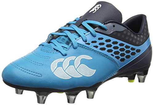 Elite Rugby Boots (Canterbury Phoenix 2.0 Elite SG Rugby Boots - AW17-10.5 - Blue)