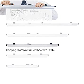 Amazon blueprint hanging clamps 30 set of 6 ships free blueprint hanging clamps 30quot set of 6 ships malvernweather Image collections