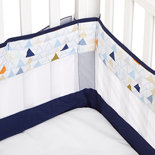 Quilt Bumper Fitted Sheet - 6