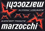 Marzocchi bike forks decals stickers graphic set vinyl logo aufkleber adesivi #2