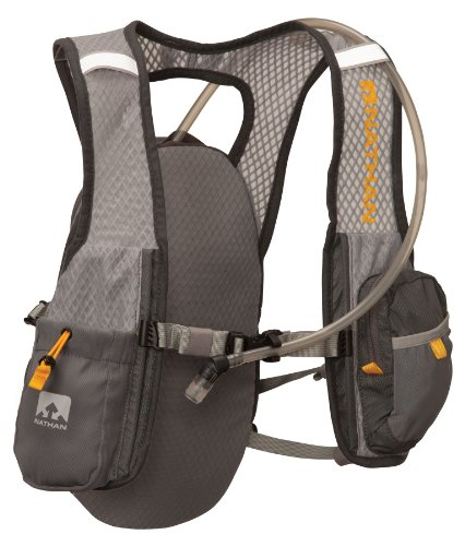 Nathan HPL #020 Hydration Pack Race Vest 2L bladder Grey