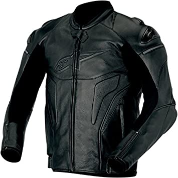 Alpinestars Black Shadow Phantom 60 Black Jacket By Stars Auto