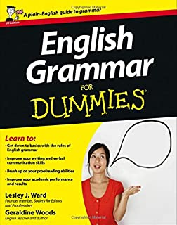 writing essays for dummies amazon co uk mary page carrie  english grammar for dummies uk edition