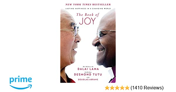Amazon The Book of Joy Lasting Happiness in a Changing