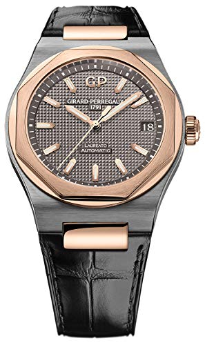 Girard-Perregaux-Laureato-42mm-Mens-Watch-GoldTitanium