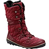 Columbia Heavenly Chimera Omni-Heat Outdry Boot - Women's Red Element/Truffle, 8.0