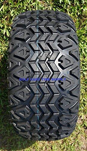 20x10-10 All Terrain Golf Cart Tires - DOT Approved by Wanda