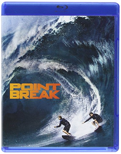 Blu-ray : Point Break (With DVD, Ultraviolet Digital Copy, 2 Pack, Digitally Mastered in HD, )