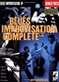 Blues Improvisation Complete, Jeff Harrington, 0634015303