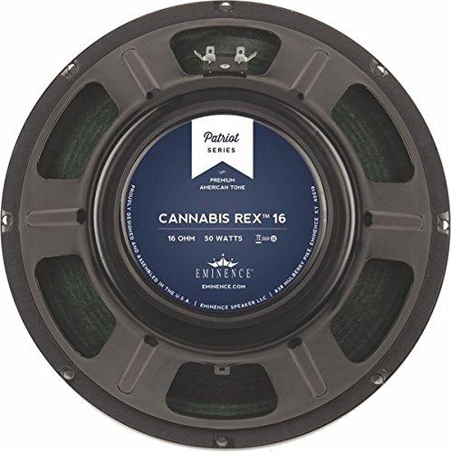 EMINENCE CANNABISREX16 12-Inch Lead/Rhythm Guitar ()
