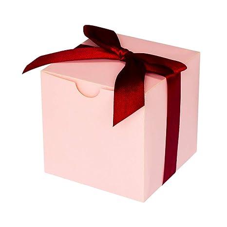 Amazon.com: SJL 30 cajas de regalo para caramelos a granel ...