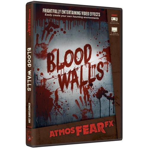 AtmosFEARfx Blood Walls Halloween Digital Decorations (available @ AtmosFX.com) ()