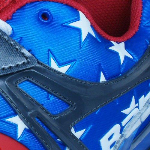 Babolat Propulse 3 Andy Roddick Stars And Stripes Heren Tennis Sneakers / Schoenen Rood