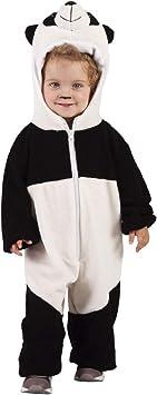 Rubies - Disfraz de oso panda para niño, talla bebé 1-2 años ...