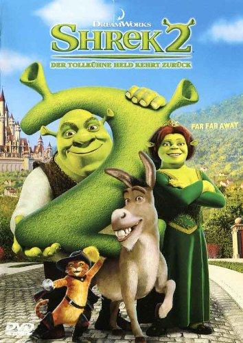 Shrek 2 - Der tollkühne Held kehrt zurück Film