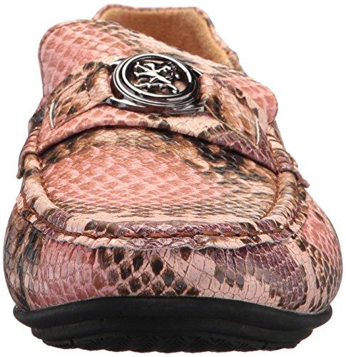 Multi Loafer Bit Stacy Fahrstil Rose On Herren Moc Slip Adams Toe Cyprus waBPUq